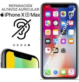 Cambiar / Reparar Altavoz Superior Apple iPHONE Xs Max (ORIGINAL)