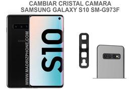 Cambiar / Reparar Cristal camara trasera Samsung Galaxy  S10  SM-G973F