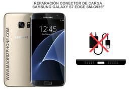 Cambiar / Reparar Conector de carga Samsung Galaxy S7 Edge SM-G935F