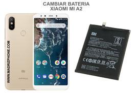 Cambiar / Sustituir Bateria Xiaomi Mi A2