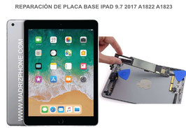 Reparar / Reparación Placa Base Apple Ipad 9.7 2017 A1822 , A1823