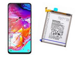 Cambiar / Sustitucion Bateria Samsung Galaxy A70 SM-A705F