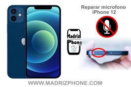 Reparar / Cambiar Micrófono Apple iPhone 12