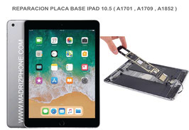 Reparar Placa Base Apple ipad Pro 10.5 ( A1701 , A1709 , A1852 )