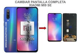 Cambiar / Reparar pantalla completa Xiaomi Mi9 SE (MI 9 SE) M1903F2G