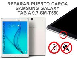 Cambiar / Reparar Puerto de Carga Samsung Galaxy TAB A 9.7 SM-T550 , SM-T555