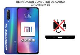 Cambiar / Reparar Conector de Carga Xiaomi Mi9 SE ( MI 9 SE )M1903F2G