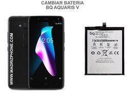 Cambiar / Sustituir Bateria BQ AQUARIS V PLUS Calidad Premium