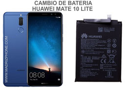 Cambiar / Reparar Bateria HUAWEI MATE 10 LITE