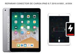 Cambiar/Reparar Conector de Carga Apple ipad 9.7 2018  A1893 , A1954