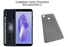 Cambiar / Sustituir Tapa trasera BQ AQUARIS C