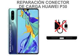 Cambiar / Reparar Conector de carga HUAWEI P30 ( ELE-L09 ELE-L29 )