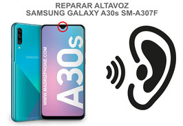 Cambiar / Reparar Altavoz Auricular Samsung Galaxy A30s SM-A307F