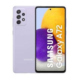 Cambiar / Reparar pantalla completa Samsung Galaxy A72 ORIGINAL