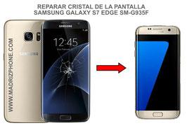Cambiar / Reparar Cristal de Pantalla Samsung Galaxy S7 Edge SM-G935F