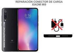 Cambiar / Reparar Conector de Carga Xiaomi Mi9 ( MI 9) M1902F1A