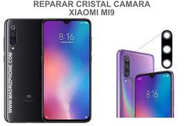 Cambiar / Reparar Cristal camara trasera Xiaomi Mi9 ( MI 9) M1902F1A