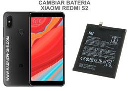Cambiar / Sustituir Bateria Xiaomi Redmi S2