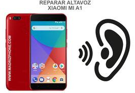 Cambiar / Reparar Altavoz Auricular Xiaomi Mi A1
