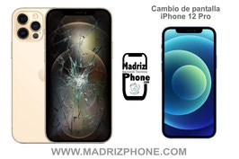 Cambiar / Reparar Pantalla Completa Apple iPhone 12 Pro CALIDAD PREMIUM