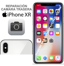 Cambiar / Reemplazar Camara Trasera APPLE  iPHONE XR  (ORIGINAL)