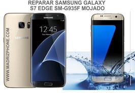 Recuperar / Reparar Samsung Galaxy S7 Edge SM-G935F Mojado