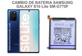 Cambiar / Reparar Bateria Samsung Galaxy S10 LITE SM-G770F