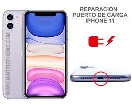 Cambiar / Reparar conector de carga iPHONE 11