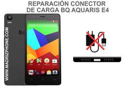 Cambiar / Reparar Conector de Carga BQ AQUARIS E4
