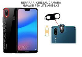 Cambiar / Reparar Cristal Camara trasera HUAWEI P20 Lite ANE-LX1