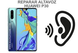 Cambiar / Reparar Altavoz Auricular HUAWEI P30 ( ELE-L09 ELE-L29 )