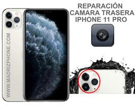 Cambiar / Reparar Cámara Trasera iPhone 11 PRO  (ORIGINAL)