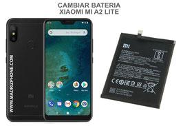 Cambiar / Sustituir Bateria Xiaomi Mi A2 Lite