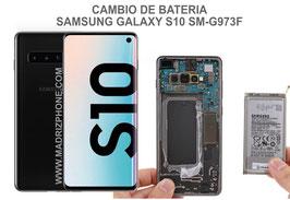 Cambiar / Reemplazar Bateria Samsung Galaxy S10  SM-G973F