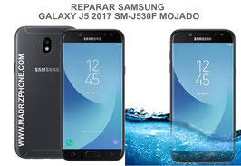 Reparar / Recuperar SAMSUNG GALAXY J5 2017 SM-J530F Mojado