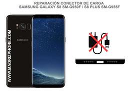 Cambiar / Reparar Puerto de Carga Samsung Galaxy S8 G950f / S8 Plus G955f