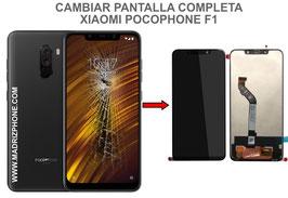 Cambiar / Reparar pantalla completa Xiaomi PocoPhone F1 ( POCO PHONE )