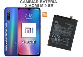Cambiar / Sustitución Bateria Xiaomi Mi9 SE ( MI 9 SE ) M1903F2G