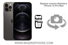 Cambiar / Reparar Cámara Delantera Selfie APPLE iPhone 12 Pro Max(ORIGINAL)