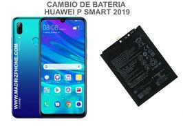 Cambiar / Reparar Bateria HUAWEI P SMART 2019 POT-LX1 / POT-LX3