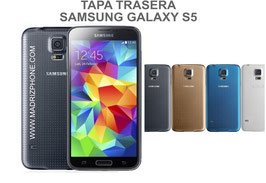 Cambiar / Reemplazar Bateria para Samsung Galaxy S5 SM-G900F , I9600