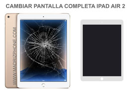 Cambiar / Reparar Pantalla Completa Apple Ipad Air 2 A1566 / A1567