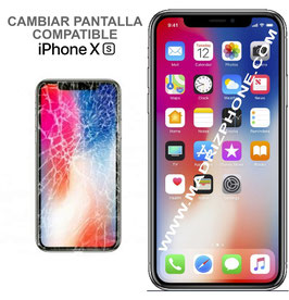 Cambiar / Reparar Pantalla Completa Apple iPHONE Xs Compatible Calidad OLED