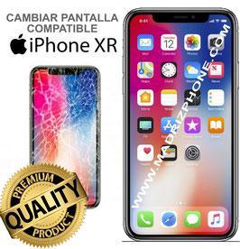 Cambiar / Reparar Pantalla Completa Apple iPhone XR ( Calidad Premium)