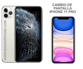 Cambiar / Reparar Pantalla Completa Apple iPHONE 11 PRO Compatible Calidad OLED