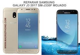 Reparar / Recuperar SAMSUNG GALAXY J3 2017 SM-J330F Mojado