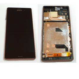 Cambio de PANTALLA COMPLETA Sony Xperia Z3 D6603 ORIGINAL (Desmontaje)