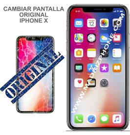 Cambiar Pantalla Completa Apple iPHONE X  Original