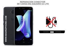 Cambiar / Reparar Conector de Carga BQ AQUARIS U2 LITE