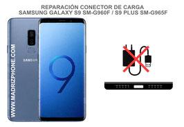 Cambiar / Reparar Puerto de Carga Samsung Galaxy S9 SM-G960F / S9 Plus SM-G965F